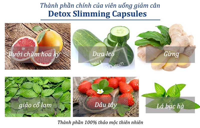 vien-uong-giam-can-detox-slimming-capsule