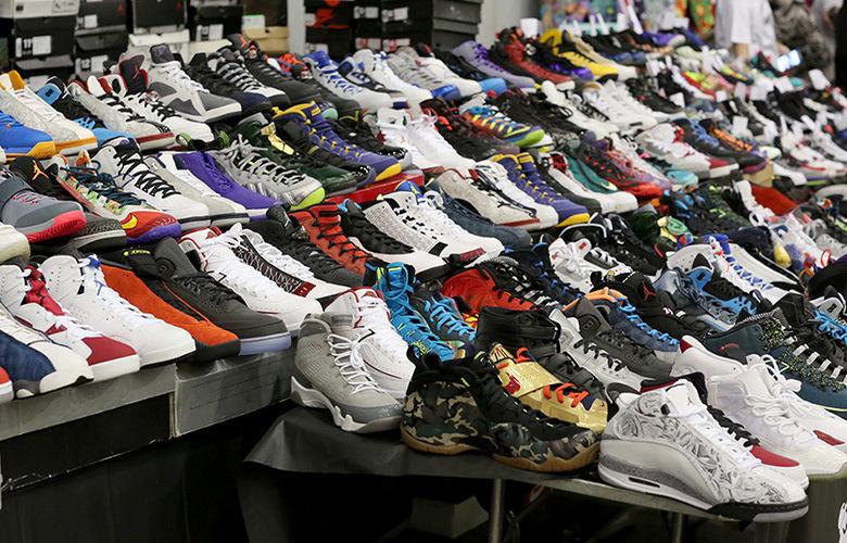 Giày dép Chợ Đồng Xuân