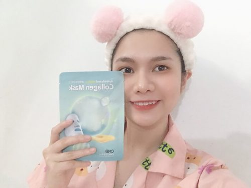 Hydrolyzed Honey Collagen Mask - Mặt nạ giấy