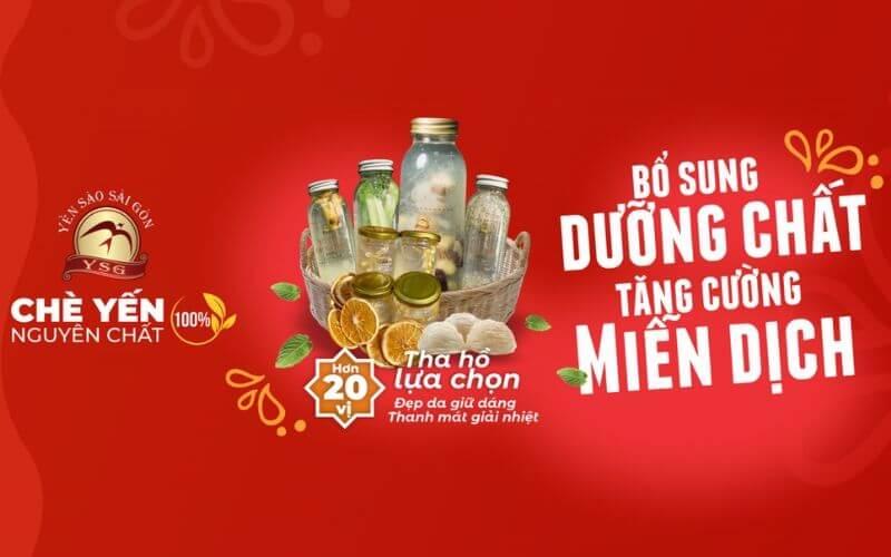 Yến Sào Sài Gòn