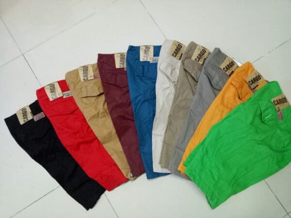 Mẫu quần short nam tại Thitruongsi