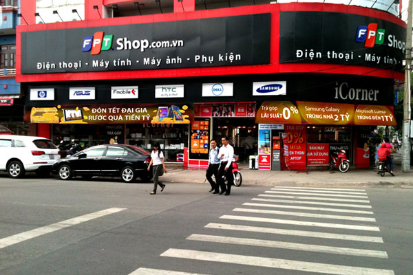 Hệ thống FPT Shop