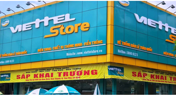 Hệ thống Viettel Store