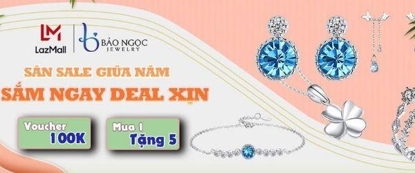 Bảo Ngọc Jewelry - Chuyên cung cấp sỉ trang sức bạc