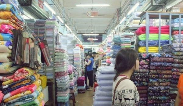Chợ Soái Kình Lâm – Chợ Đầu Mối Vải HCM