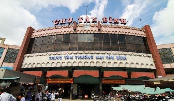 Chợ Tân Bình – Chợ Đầu Mối Quần Áo Sài Gòn