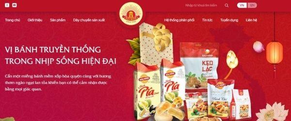 Công ty Cổ phần Bánh kẹo Bảo Minh