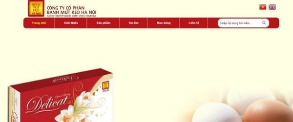 Công ty cổ phần Bánh kẹo Hà Nội