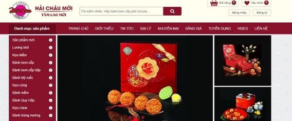 Công ty cổ phần Bánh kẹo Hải Châu