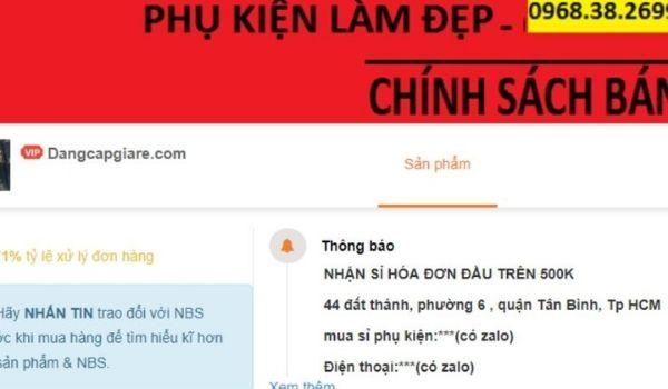 Dangcapgiare.com