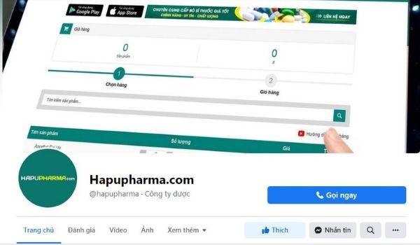 HAPUPHARMA.COM
