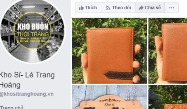 Kho Sỉ Trang Hoàng