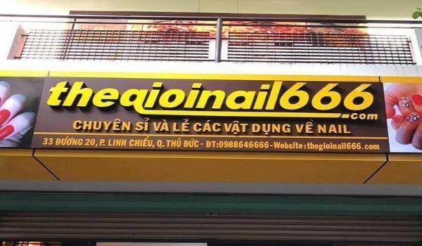 Thegioinail666