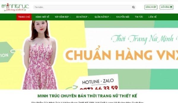 Thời Trang Nữ Minh Trúc - Bỏ sỉ áo kiểu nữ chất lượng