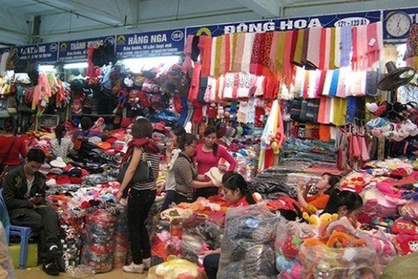 Tìm nguồn áo len nữ giá sỉ tại các chợ đầu mối ở TPHCM