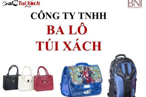 Công ty TNHH Ba Lô Túi Xách