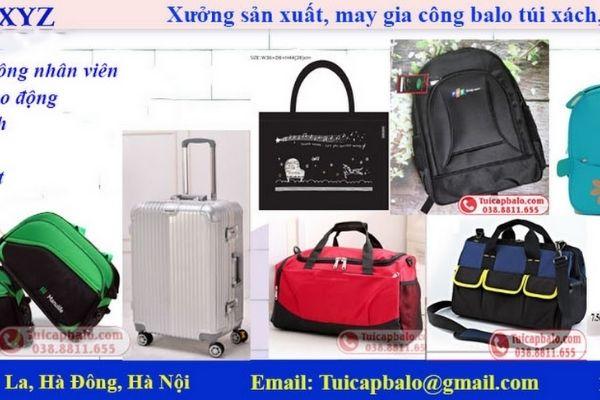 Công ty may xuất khẩu balo túi xách Vinh Quang