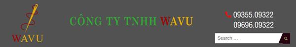 Công ty may balo túi Wavu