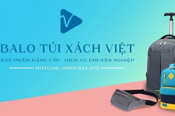 Xưởng may túi đeo chéo Balo Túi Xách Việt