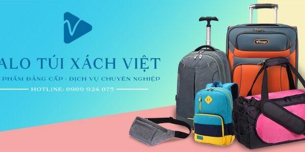 Xưởng may túi xách du lịch - Balo Túi Xách Việt