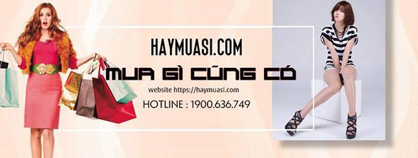 Haymuasi.com-Xưởng chuyên sỉ quần áo gái rẻ