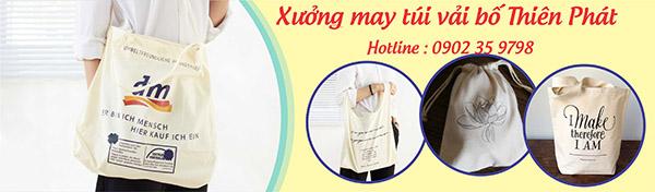 Công ty may túi giao hàng - Thiên Phát
